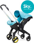Doona Sky (Turquoise) Car Seat Stroller